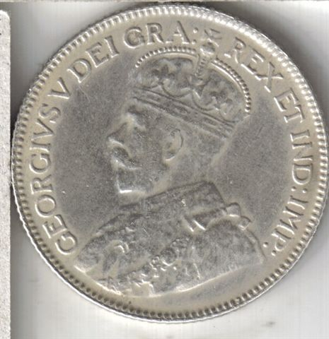 Geo 5th 25 cents obv.JPG